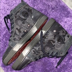Christian loboutin men sneakers